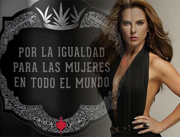 Kate del Castillo, Tequila Honor