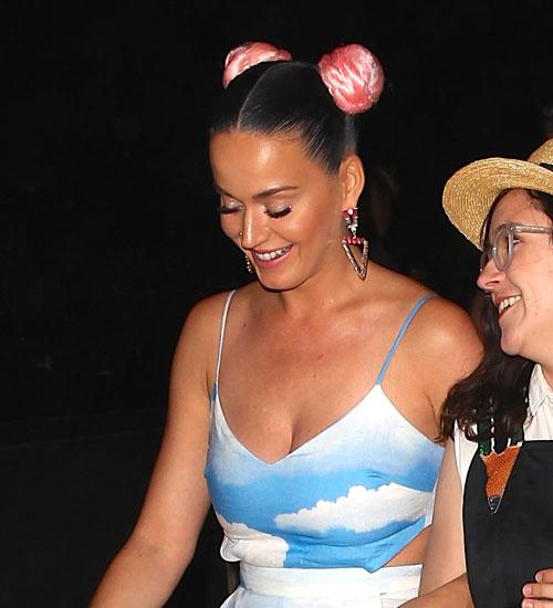 Katy Perry, look del día