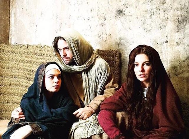 Mane de la Parra, Livia Brito y Marjorie de Sousa