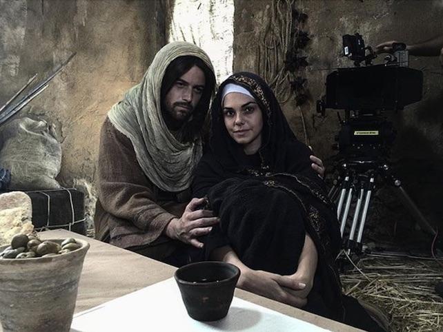 Mane de la Parra y Livia Brito