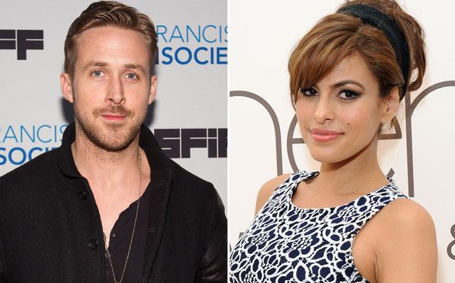 Eva Mendes y Ryan Gosling para articulo