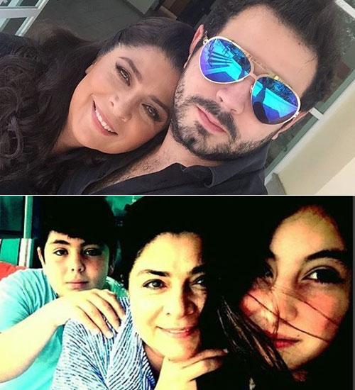 Hijos de actores de telenovela