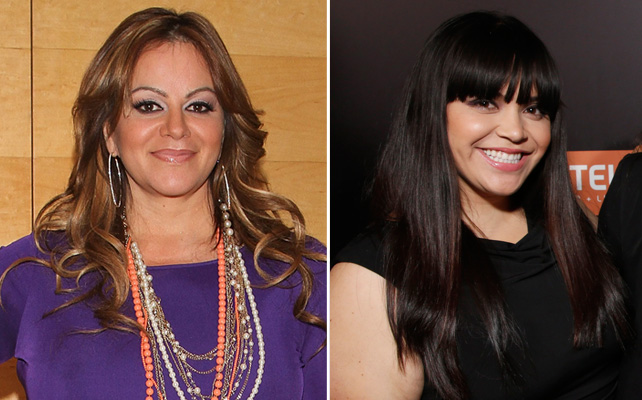 Jenni Rivera y Jacqie Rivera