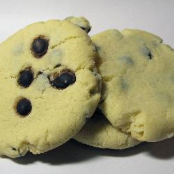 Las galletas de chispas de chocolate más fáciles