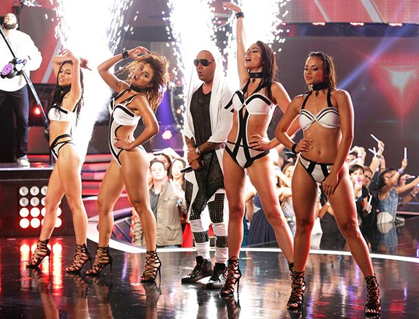 Finalistas de Nuestra Belleza Latina VIP, Wisin
