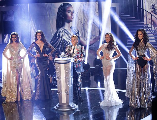 Finalistas Nuestra Belleza Latina VIP, Osmel Sousa