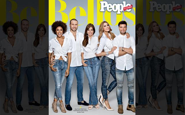 Portada de Bellos 2016 de People En Español