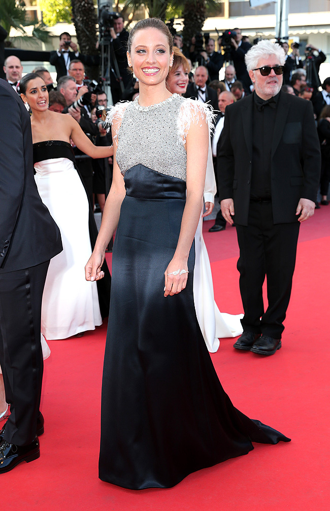 Michelle Jenner, Cannes