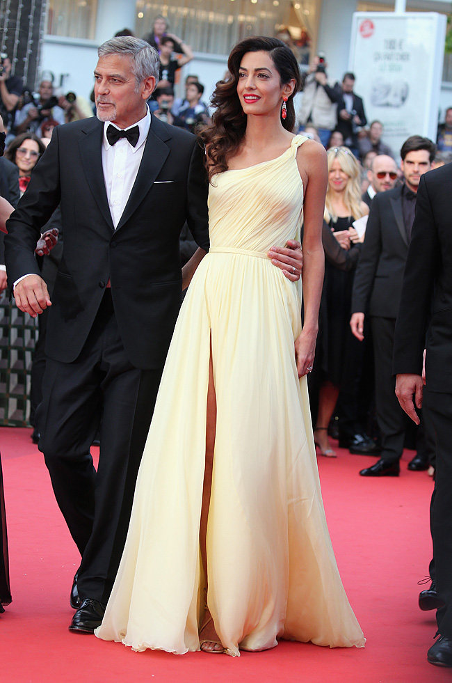 Amal Clooney, Cannes