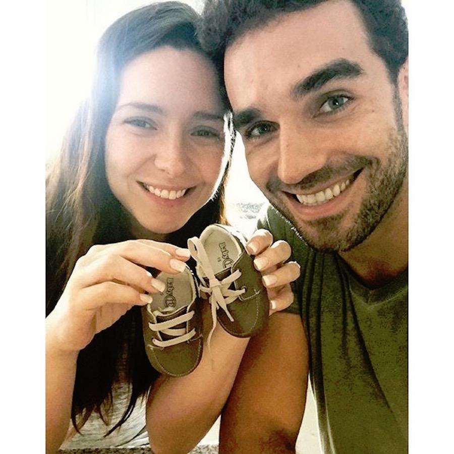Ariadne Díaz y Marcos Ornellas