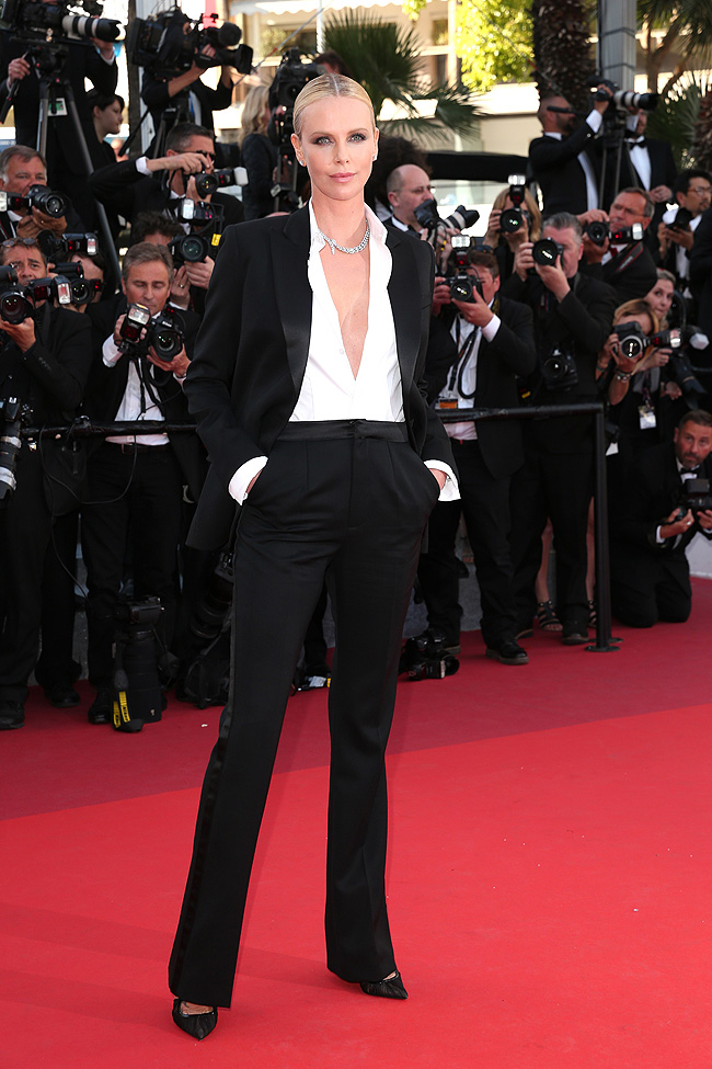 Charlize Theron, Cannes