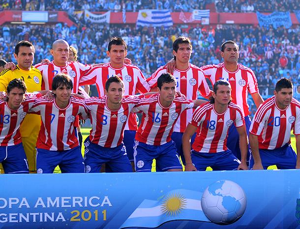 Equipo de fútbol de Paraguay en la Copa América 2011