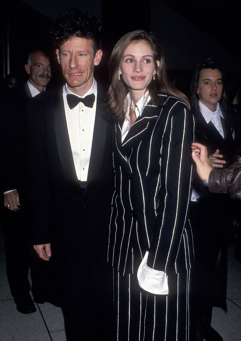 Lyle Lovett, Julia Roberts