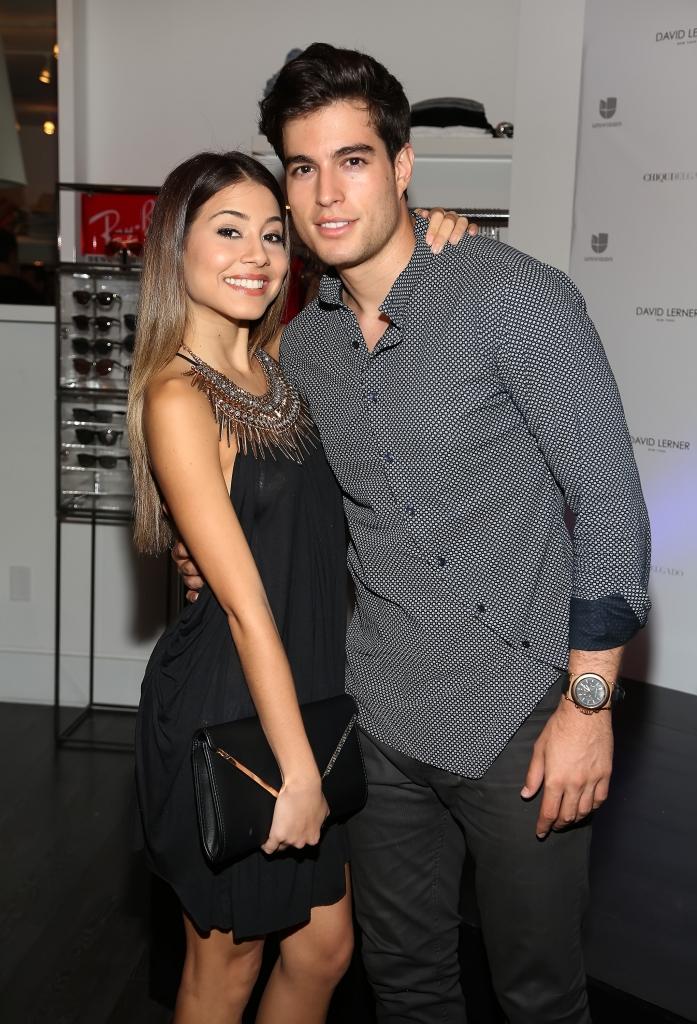 Ángela Rincón, y Danilo Carrera