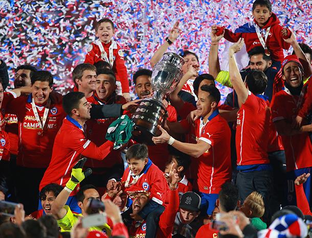 Equipo de Chile en la Copa América 2015