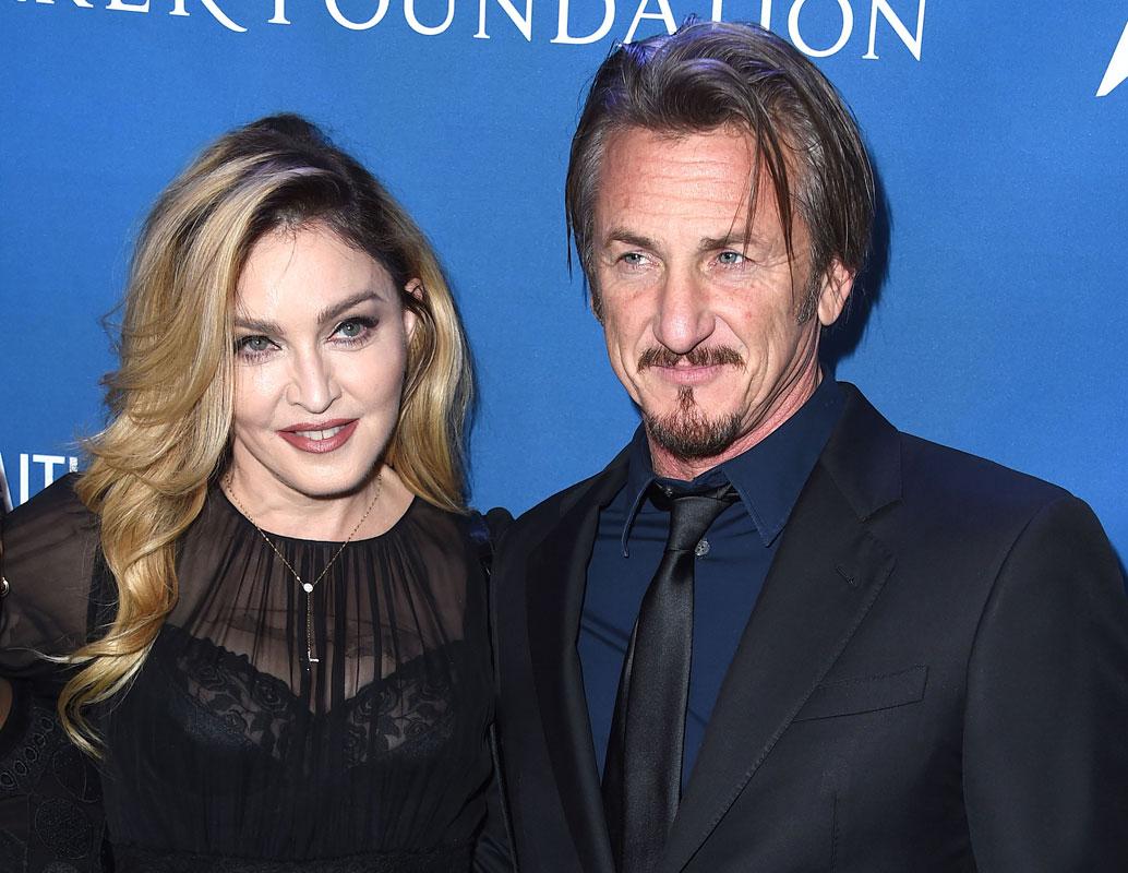 Sean Penn, Madonna