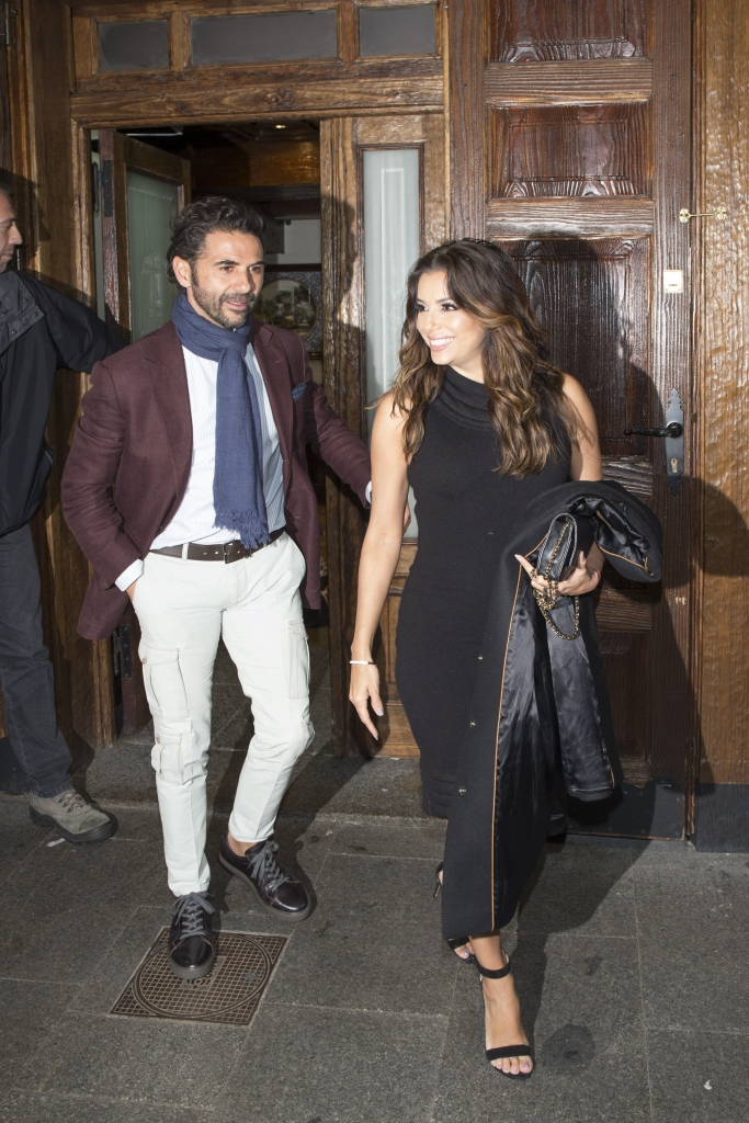 Eva Longoria y Jose Baston