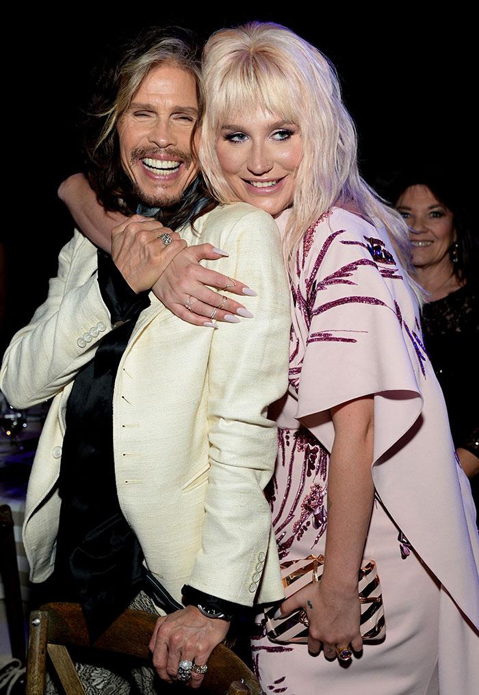 Steven Tyler, Kesha