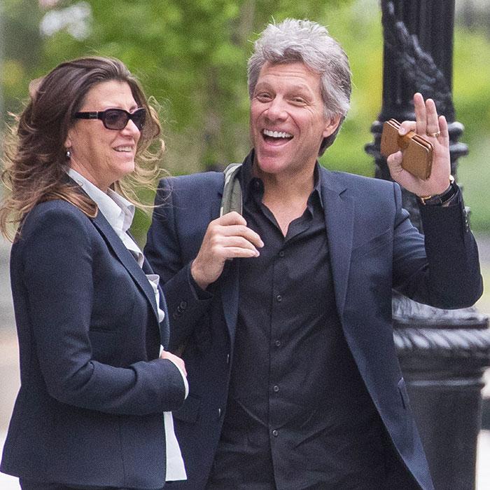 Jon Bon Jovi , Dorothea Hurley