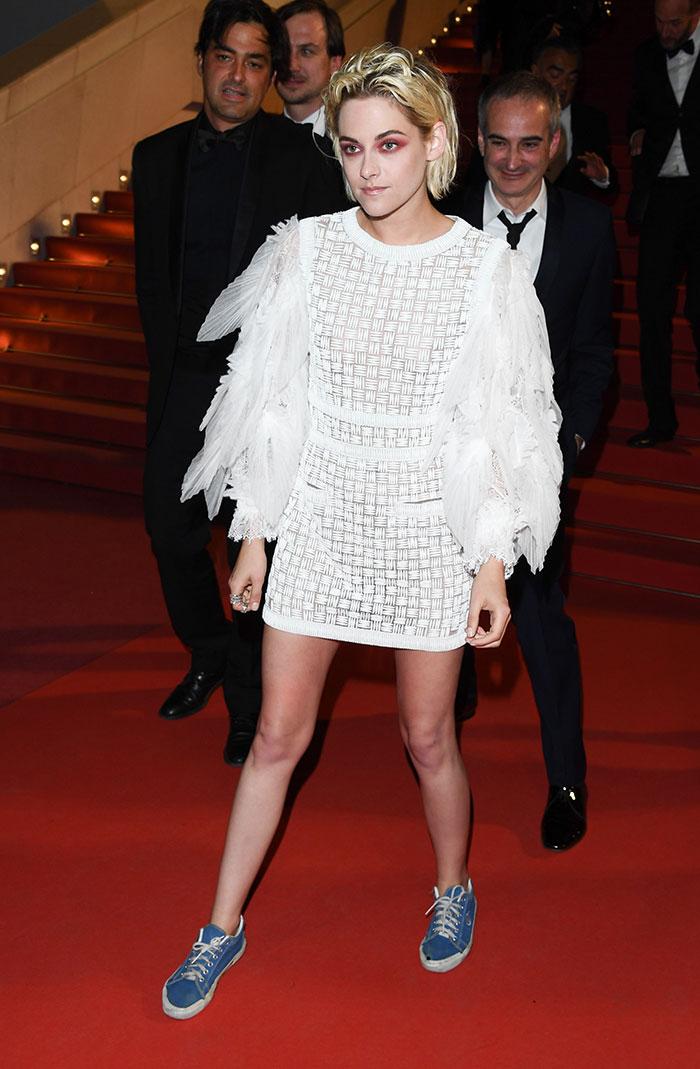 Cannes, Kristen Stewart