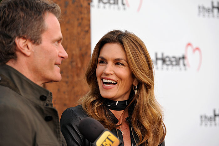 Cindy Crawford , Mike Meldman