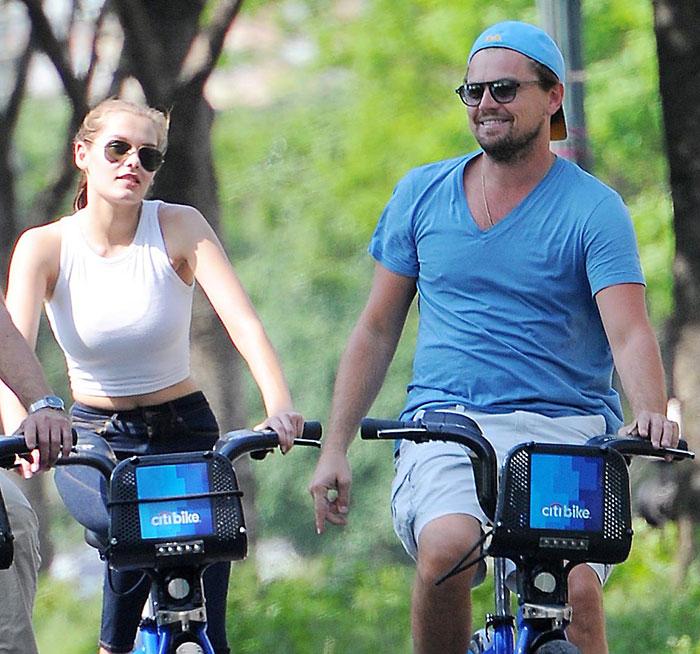 Leonardo DiCaprio, Ela Kawalec