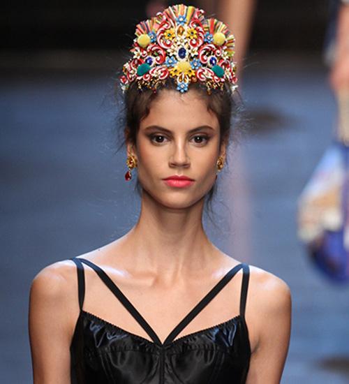 Dolce & Gabbana Primavera/Verano 2016