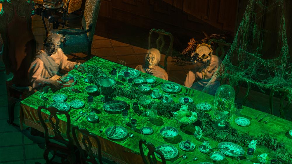 Mansion embrujada Disney