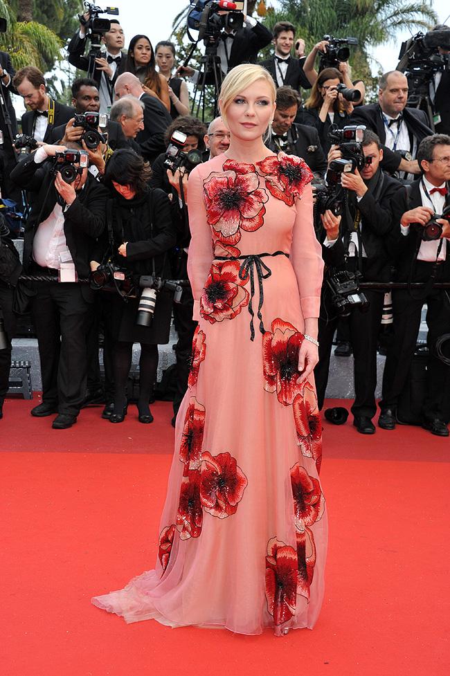 Kirsten Dunst, Cannes