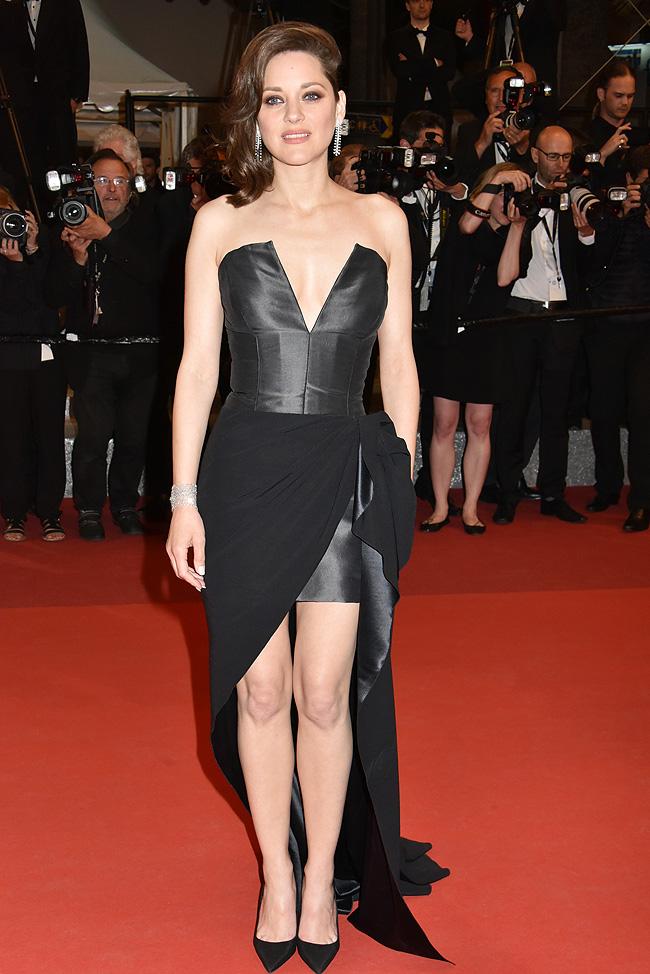 Marion Cotillard, Cannes