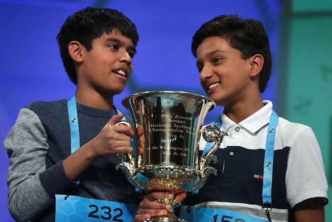 Nihar Saireddy Janga y Jairam Hathwar
