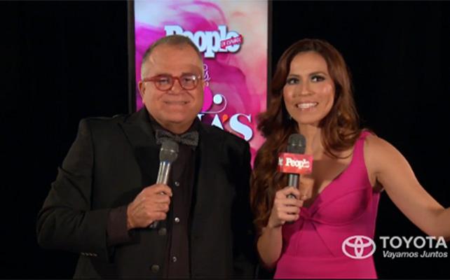 Armando Correa y Carolina Trejos, people vip 50 mas bellos