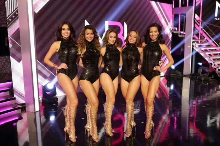 Finalistas de Nuestra Belleza Latina VIP