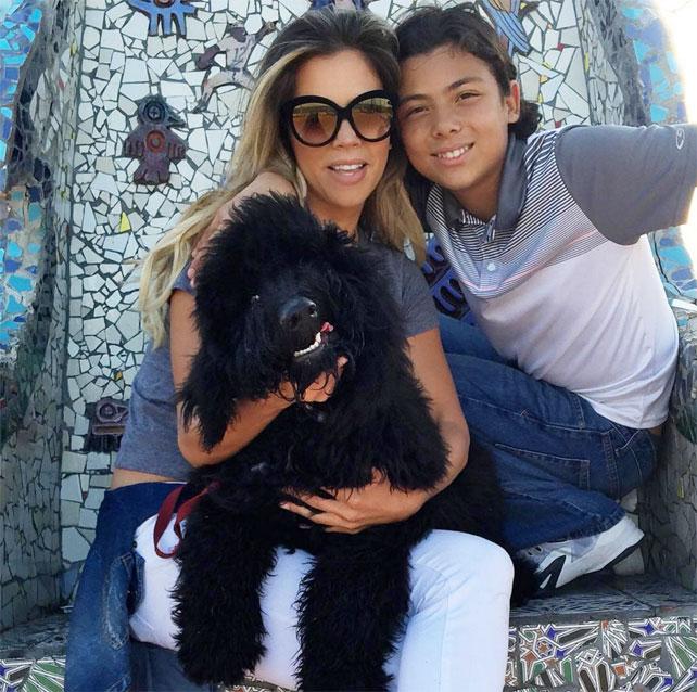 Ximena Duque, vida familiar