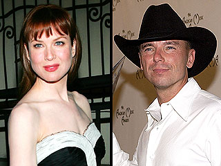 Renée Zellweger & Kenny Chesney