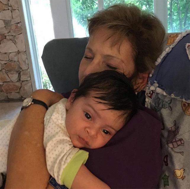 Vida familiar de Lourdes Stephen