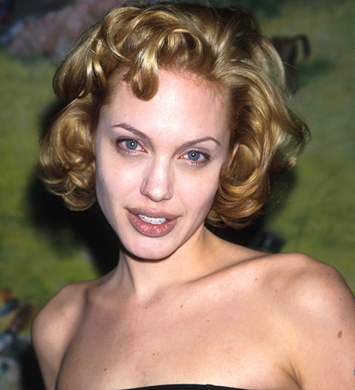 Marilyn Monroe, Angelina Jolie