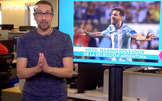 Copa América, 5 momentos