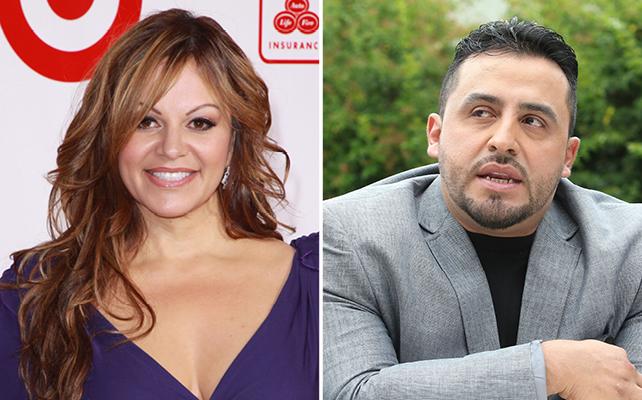 Jenni Rivera y Juan Rivera