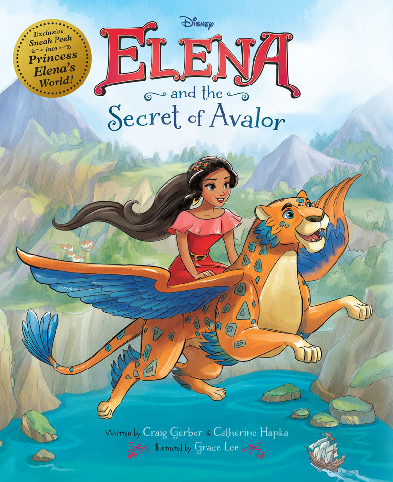 Elena of Avalor, productos