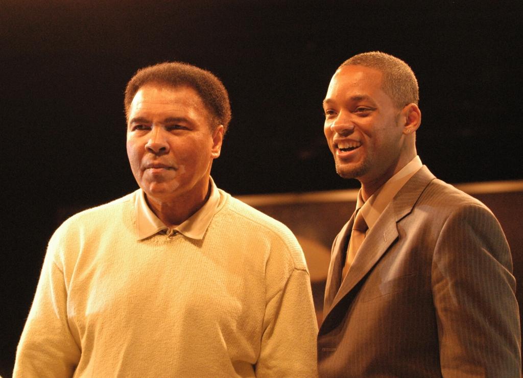 Will Smith y Muhammad Ali