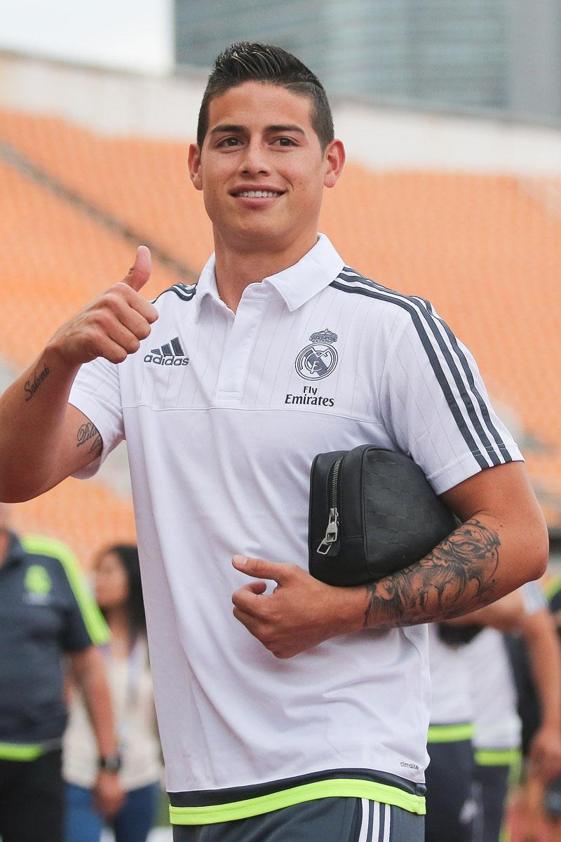 Cosas que no sabías sobre James Rodríguez