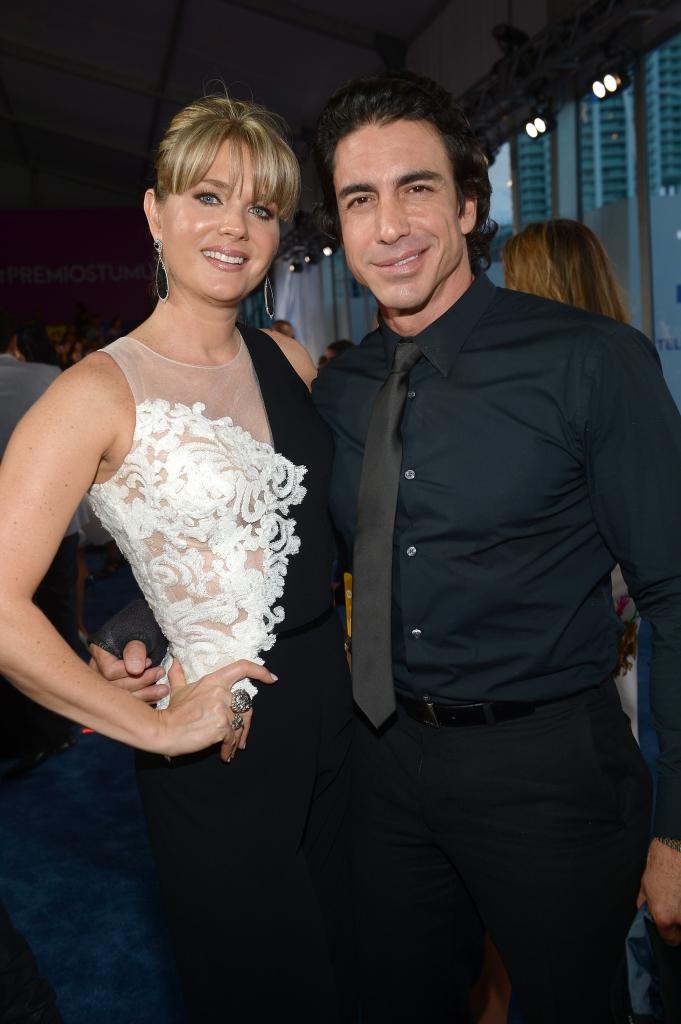 Sonya Smith and Ricardo Chavez