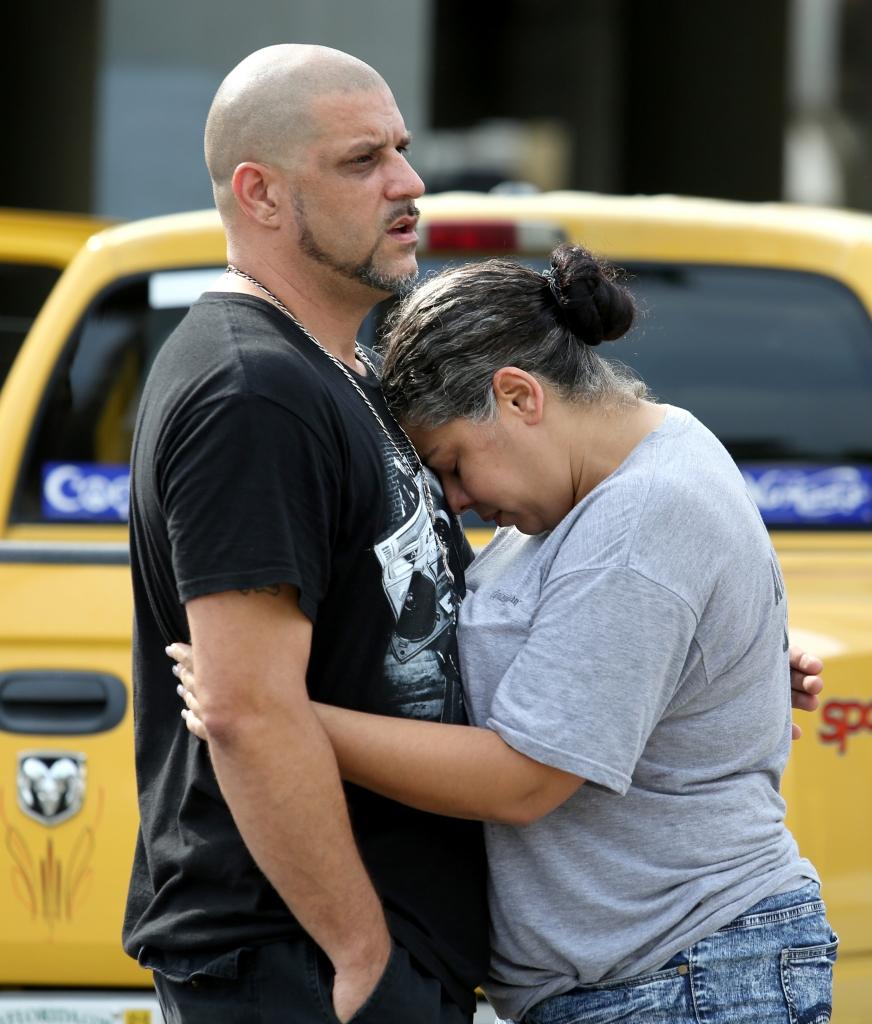 Tristeza en Orlando tras masacre