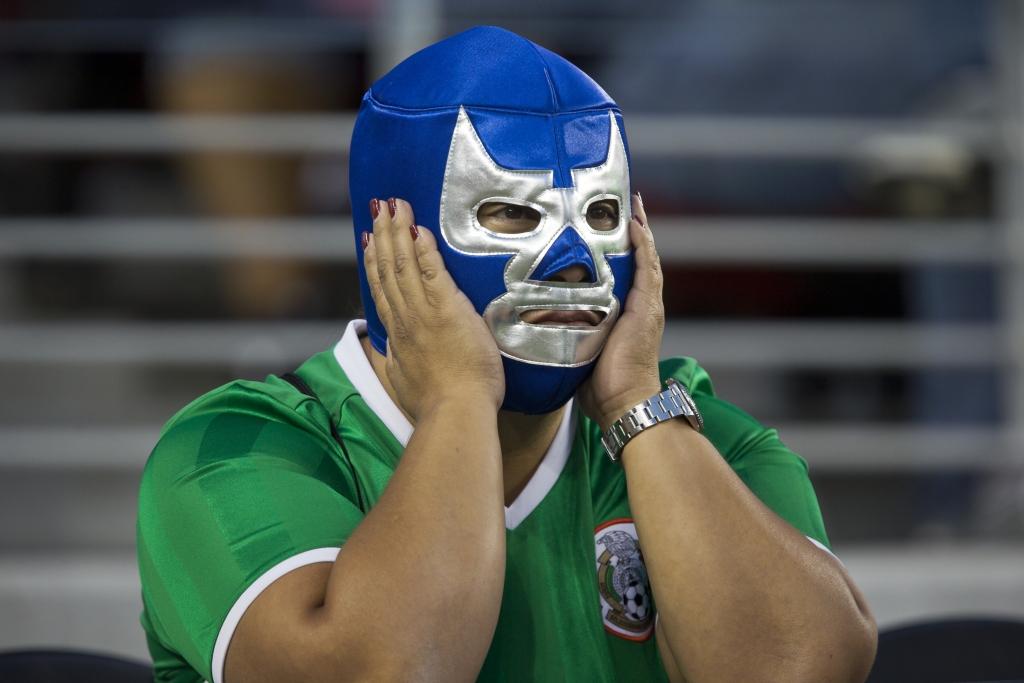 Seguidor de la selección mexicana