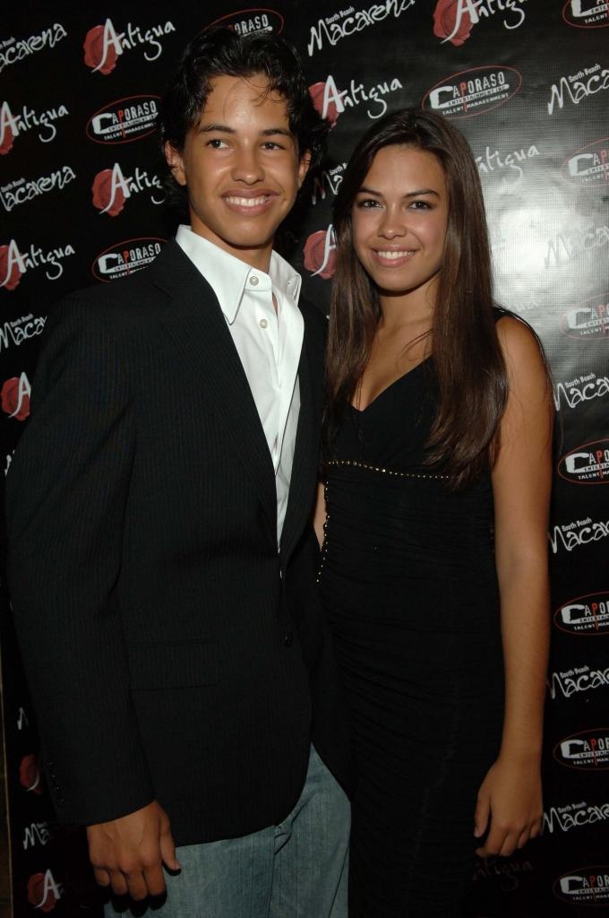 Alexander and Sharinna Ortiz