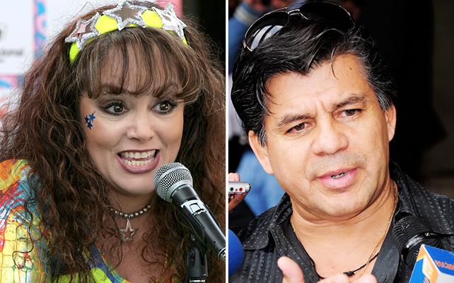 Tatiana y Andrés Puentes