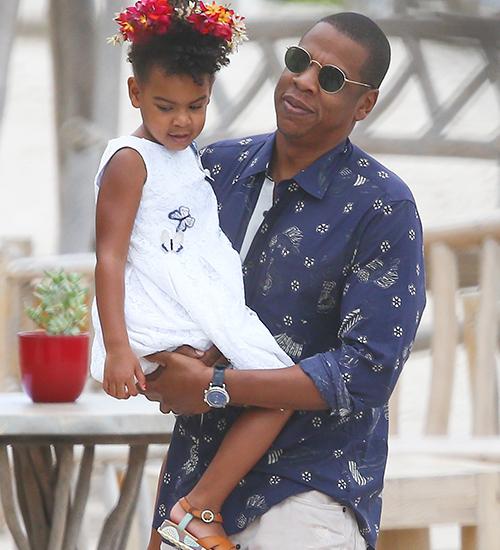 Blue Ivy Carter, Beyoncé