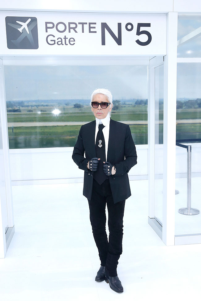Karla Lagerfeld, Chanel Cuba