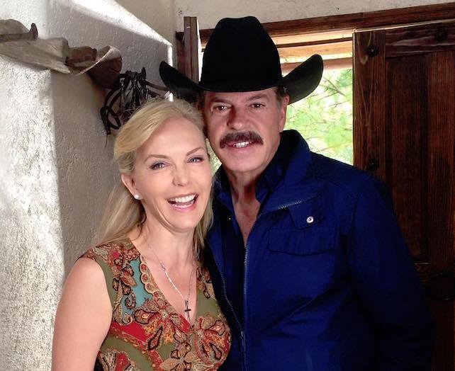 Laura Flores y Sergio Goyri